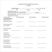 new patient forms medical office templates new employee orientation template images of orientation checklist