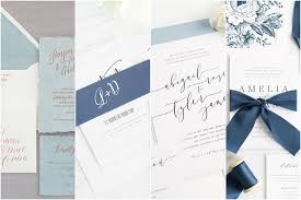 after few years of seeing pastels and rustic colors on wedding cards 2018 will be the year of new neutrals colder paler shades of blue like will take