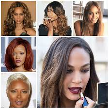 2017 Trendy Hair Colors For Black Women Hairstyles 2018 New Summer 2015 Hair Color For Dark Skin