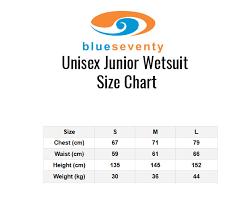Blueseventy Junior Torpedo Wetsuit