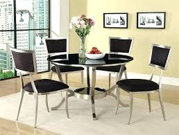 glass dining table for 2 large size of love table and 2 chairs contemporary black dining