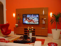 Orange Living Room Chair Furniture Accessories Beautiful Design Of Red Sofa In Living