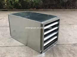 Air Conditioning Plenum Design Hvac System Design Supply Air Plenum Box Silencer For Ductwork Buy Plenum Box Silencer Ductwork Product On Alibaba Com