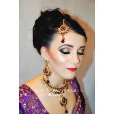 ignite hair beauty asian bridal makeup bradford bradford make up artists yell