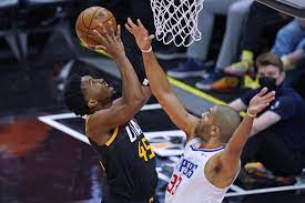 Mitchell has 37, Jazz beat Clippers 117 ...