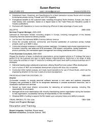 It Resume Free Resume Example And Writing Download