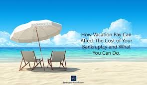 does vacation pay count when