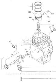 Robin subaru ey20 parts diagram for crankshaft