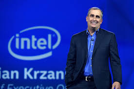 Image result for Brian Krzanich