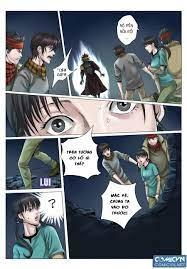 Ma Thổi Đèn truyện tranh màu Chap 17 - TruyenChon