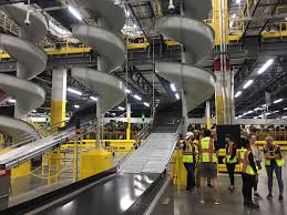 Inside Amazons New Baltimore County Fulfillment Center