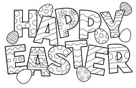 Free Adult Easter Coloring Pages At Getdrawingscom Free For