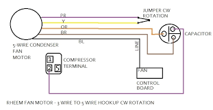 cbb61 capacitor 5 wire diagram bm cbb61 \u2022 wiring diagrams j single phase motor connection diagram at Capacitor Motor Wiring Diagram