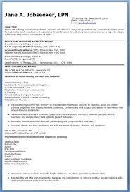 sample lpn resume objective nursing nursing resume objective statement