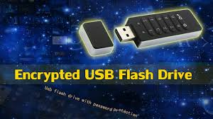 Thumb drive password protect