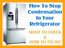 kitchenaid refrigerator problems refrigerator troubleshoot refrigerator condensation how to fix refrigerator over temperature problem