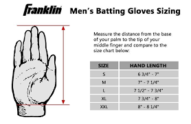 Franklin Digitek Batting Gloves