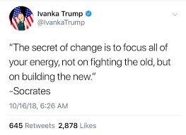 Ivanka Trump Tried To Quote Socrates And It Could Not Have Gone