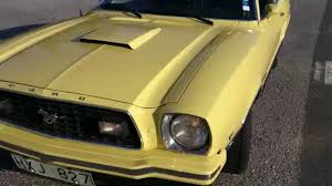 Ford Mustang II 1975 Mach 1 - YouTube