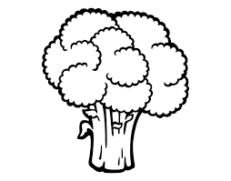 broccoli clipart black and white. Exellent And Jpg Black And White Nice Clip Art On Broccoli Clipart Black And White N