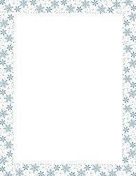 christmas snowflake border. Contemporary Snowflake Lots Of Cute Borders For Any Event Intended Christmas Snowflake Border Pinterest