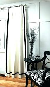 excellent black and white bedroom curtains – Abouttime