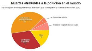 Resultado de imagen para muertos por contaminación en España
