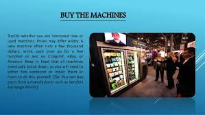How To Make Money With Vending Machines Inspiration Jayne Manziel Can You Make Money With Vending Machines
