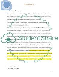 Common Law Essay Common Law Essay Example Topics And Well Written Essays 3750 Words