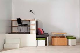 Image Furniture Design Compact Living Matroshka Transforming Home Furniture Visuall Compact Living Matroshka Home Furniture Visuall