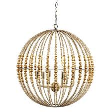 gray globe chandelier gold aiden aidan rosemary