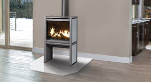 freestanding gas stove fireplace. Gas Fireplaces. Freestanding Stove Fireplace