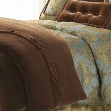 bianca copper velvet duvet cover luxury bedding by hiend accents