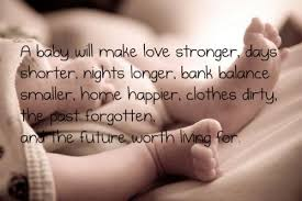 Newborn Baby Quotes Best 48 New Baby Born Quotes Congratulate Pelfusion