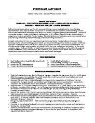 contract compliance resume contractor representative resume