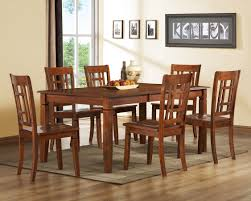 casual classic dining room with low cost 5 pieces counter height dining furniture white ceramic