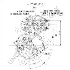 delco remy motor wiring diagram delco diy wiring diagrams prestolite leece neville