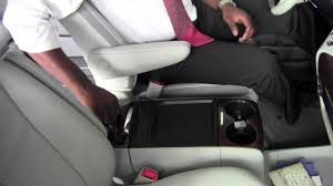 2011 | Toyota | Sienna | Center Console | How To by Toyota City ...