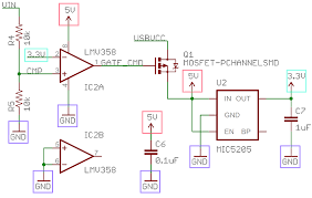 how to a schematic learn sparkfun com annotated voltage node example