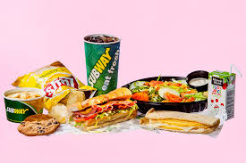 subway s relative feast