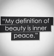 Definition Of Beauty Quotes Best Of MoveMe Quotes On Twitter My Definition Of Beauty Is Inner Peace