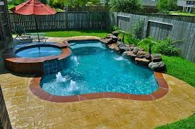 Swimming Pool Designs Small Yards Unique Backyard Pool Designs For Small  Inground Swimming Pools Design