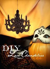 diy lace chandelier tutorials diy lace chandelier balloon