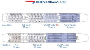 British Airways Business Class Seating Chart Ilham Hanif 59 Ba Reveals Airbus A380 Boeing 787