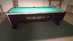 used valley pool table pro