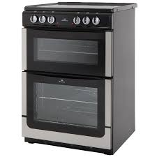 New World Kitchen Appliances New World Electric Double Oven Cooker Nw601edo