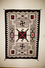navajo rug designs. Storm Rug With Swastika Navajo Designs