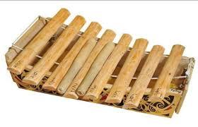 Bilah alat musik gambang kurang lebih ada 18 buah. 23 Alat Musik Tradisional Kalimantan Terlengkap