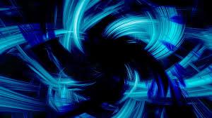 4k Neon Wallpaper Background - Blue ...