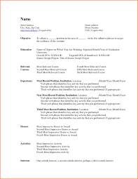 Captivating Resume Template On Microsoft Office Word 2007 About Ms